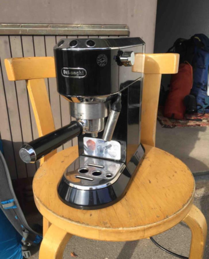 Espressomaskin delonghi