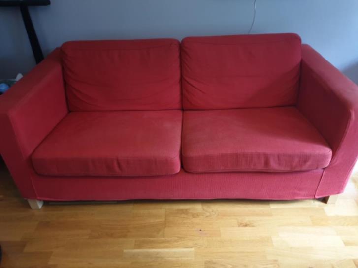 Ikea Karlanda 2-sits bäddsoffa