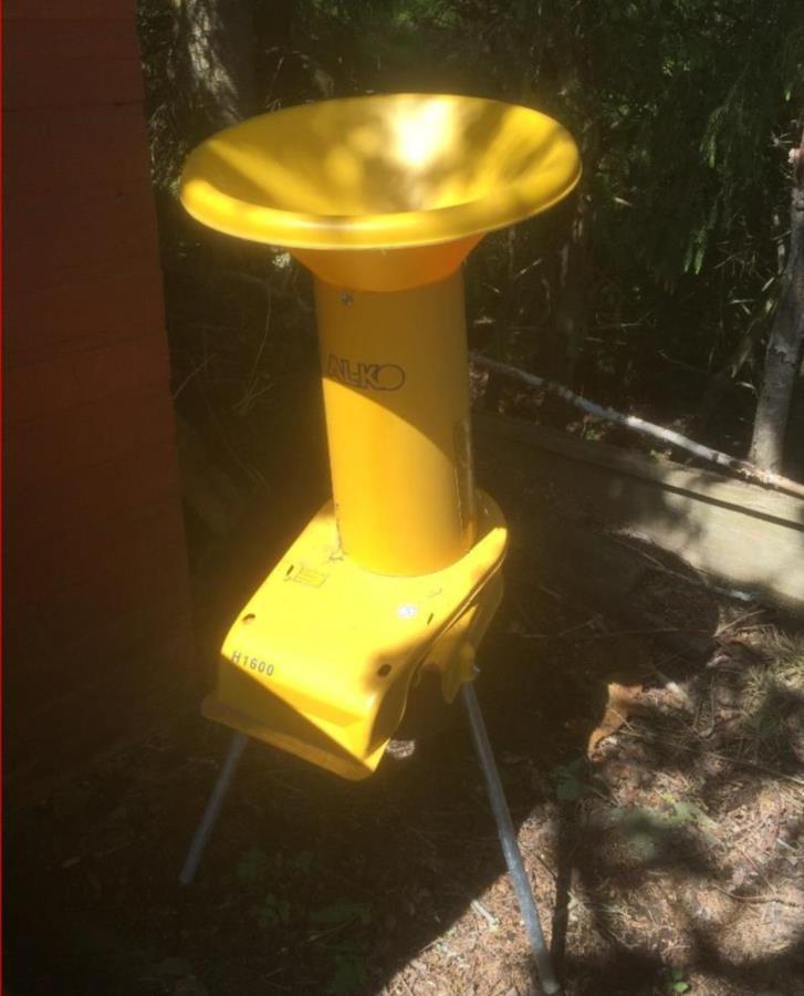 Kompostkvarn