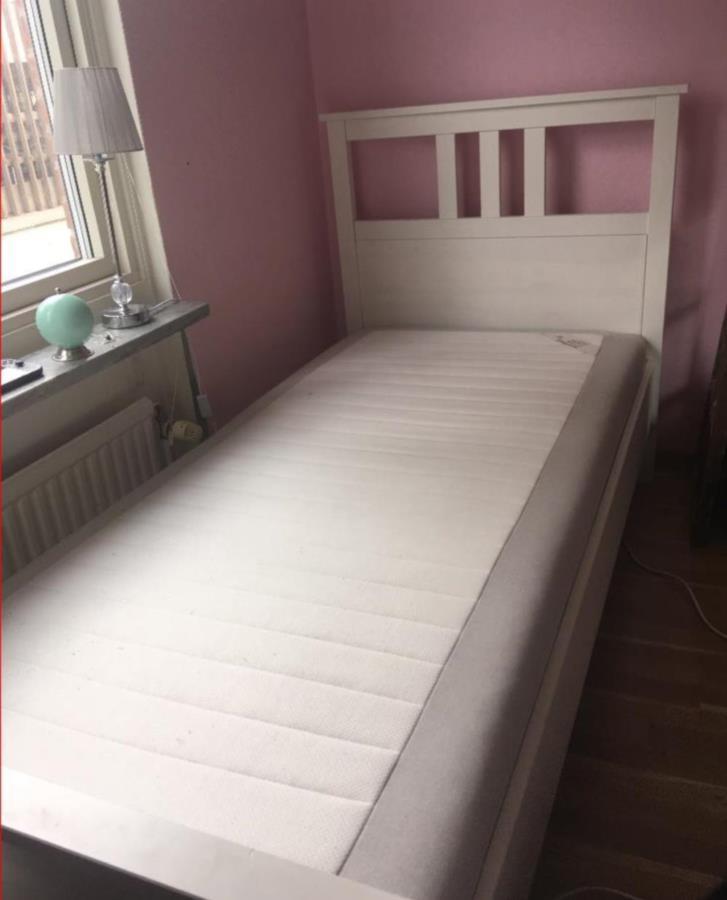 Säng bortskänkes