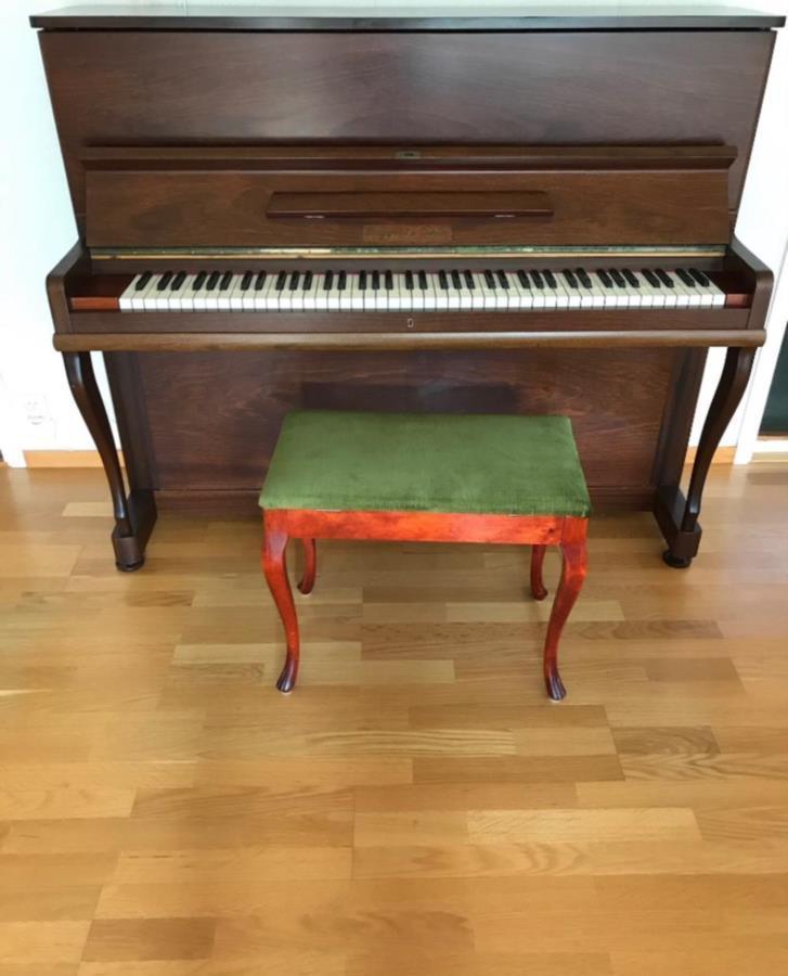 Piano Bergqvist & Nilsson